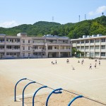 学校 人文字 記念 撮影 AdArch